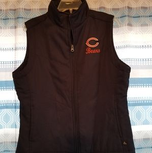 Chicago bears women's vest